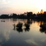 Photo Favorite: Peaceful Sunset at the 4000 Islands of Laos