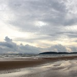 Photo Favorite: Dramatic Clouds at Ao Nang Beach