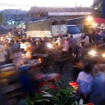 Photo Favorite: Chaos at the Long Bien Market