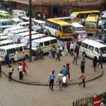 Photo Favorite: Nairobi Matatu Station