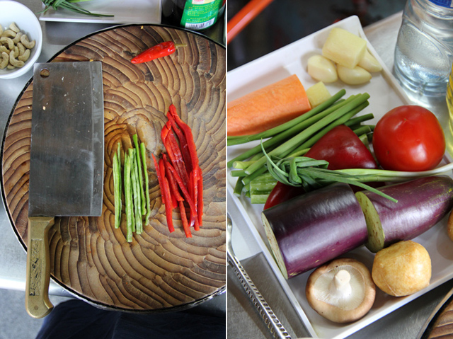 Cooking chinese food at the yangshuo cooking school chinese food ingredients forumfinder Images