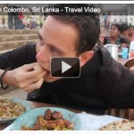 VIDEO: Tour of Colombo, Sri Lanka