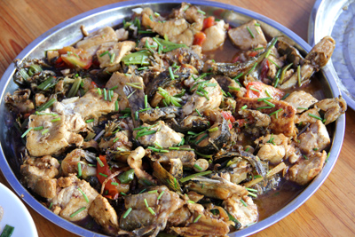 Popular Chinese Dishes