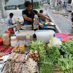 Asian Street Food Sensation: The Ma La Tang Hot Pot Cart