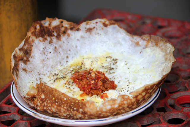 how to cook sri lankan hoppers