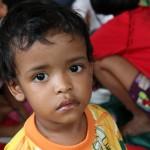 Volunteering in Bangkok's Underprivileged Yommarat Community