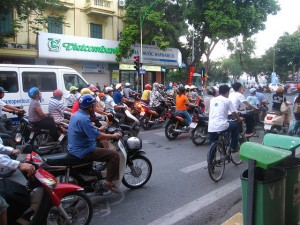 Touring Vietnam on a Motorcycle