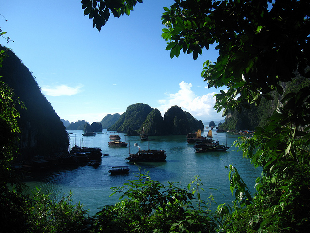 Beautiful country of Vietnam!