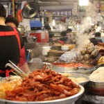 VIDEO: Seoul Street Food at the Gwangjang Market