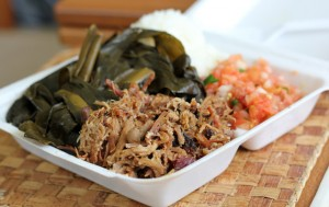 Hawaiian Food Video