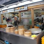 Killer Korean Mandu Dumplings in Insadong!
