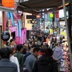 Seoul's Myeongdong Shopper's Paradise (Photos)