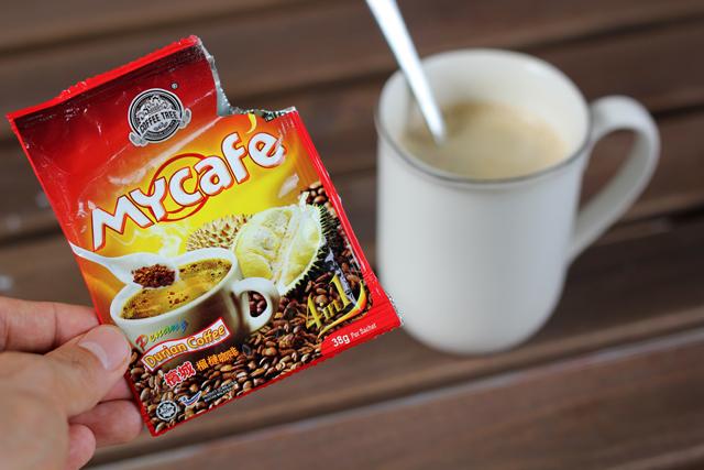 Malaysian Durian Coffee