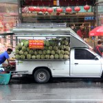 durian truck 150x150 PHOTO: Juicy Roasted Chicken on the Spit!