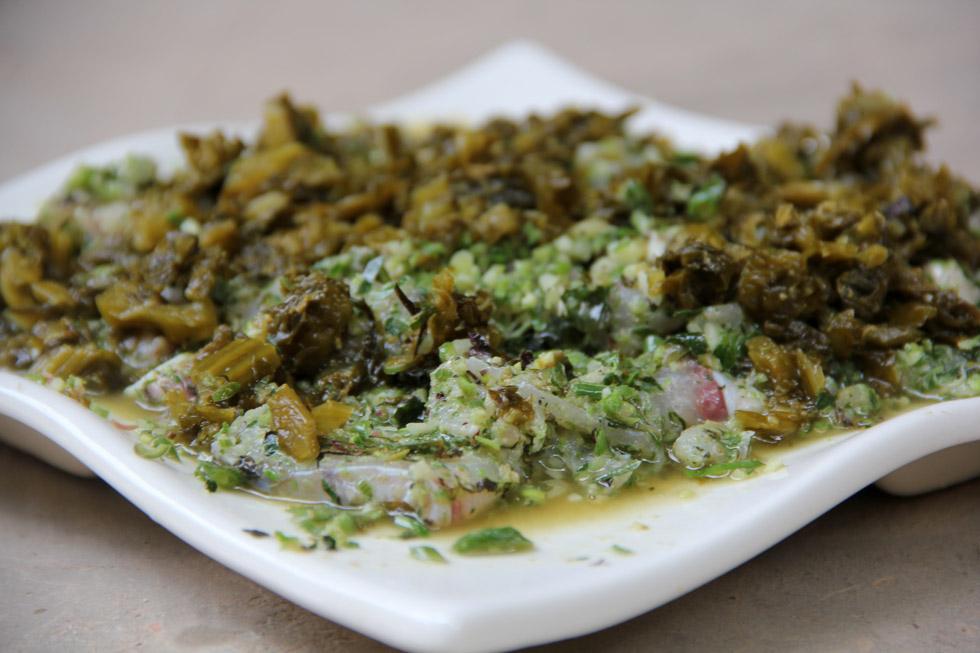 Chinese Sashimi