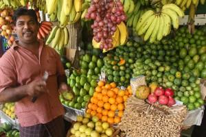 Sri Lanka Fruit Seller