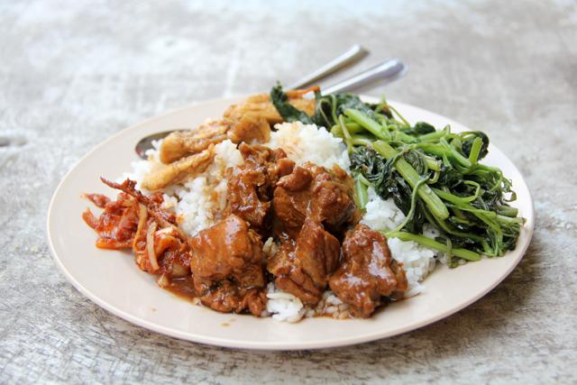 Malaysian Chinese food
