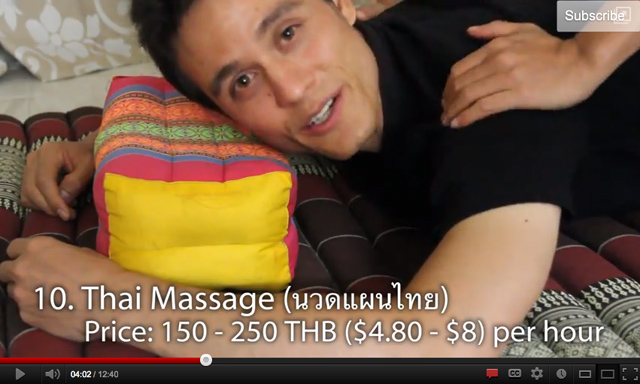 You don't want to miss a massage!