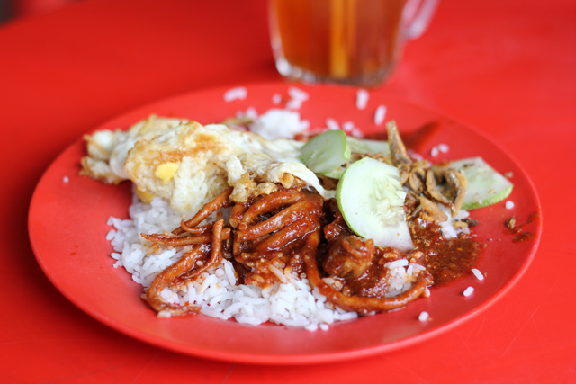 nasi lemak Nasi Lemak   Creamy Rice, Heaven in Your Mouth