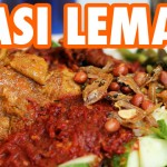 nasi lemak1 150x150 VIDEO: Malaysian Nasi Campur (Mixed Curry on Rice)
