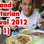 VIDEO: Thailand Vegetarian Festival 2012 in Bangkok