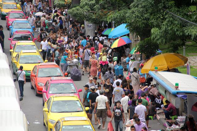 Safe travel tips in Bangkok