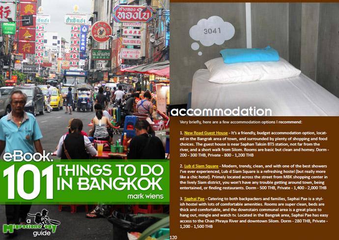 Bangkok eBook