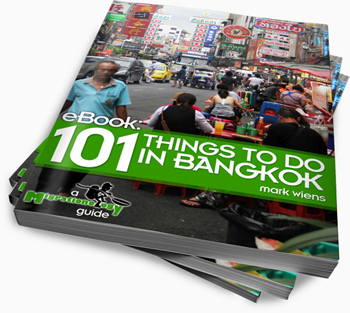 bangkok attractions guide eBook: 101 Things To Do In Bangkok