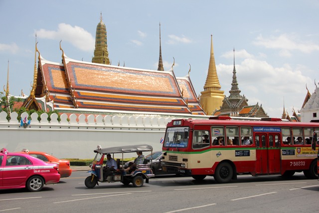 Bangkok Safety Tips