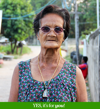 grandma yes eBook: 101 Things To Do In Bangkok