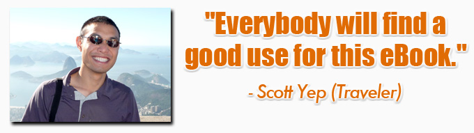 scott yep eBook: 101 Things To Do In Bangkok