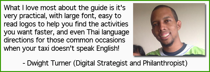testimony dwight1 eBook: 101 Things To Do In Bangkok