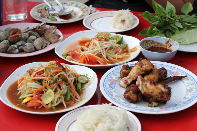 food in bangkok Bangkok Travel Guide