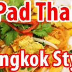 pad thai bangkok 150x150 VIDEO: Khao Moo Daeng (ข้าวหมูแดง)