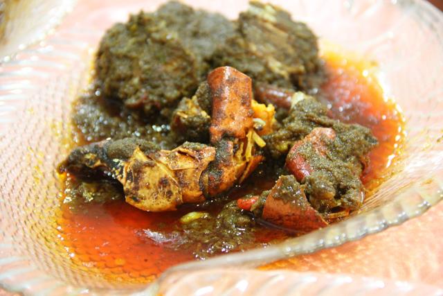 Indian Bengali Food