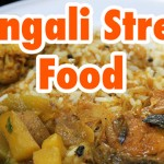 VIDEO: Fish Curry and Rice on Camac Street, Kolkata, India