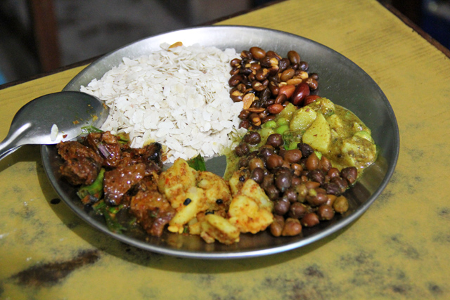 Newari Food - Samay Baji