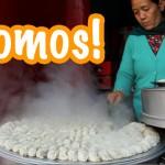 VIDEO: Buffalo MoMo Dumplings