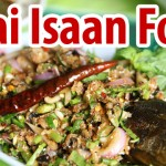 VIDEO: Thai Isaan Food at One of My Favorite Restaurants in Bangkok