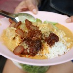 Thai Curry in Bangkok, So Good You Have to Play Musical Chairs To Eat Here