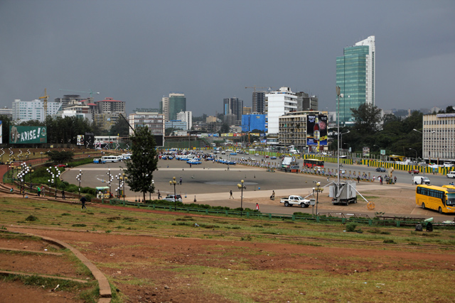 Best things to do in Addis Ababa - View from Meskel Square
