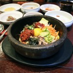 For the love of Bibimbap (돌솥 비빔밥)