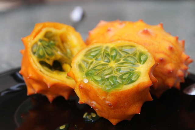 kiwano melon Kiwano melon   Have you tried this interesting fruit?