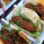 Kobe Beef Tacos at the Renaissance Hotel, Phoenix