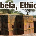 VIDEO: Rock churches of Lalibela