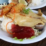 St. Louis Drive In – You'll Be Amazed With Their Seafood Plate Lunches
