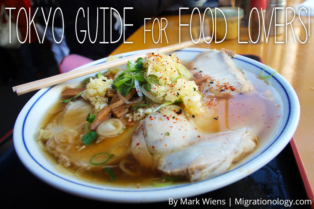 tokyo travel guide for food lovers The Ultimate Tokyo Travel Guide for Food Lovers