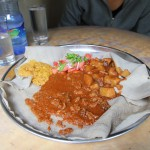 Irresistible Ethiopian Food at Grand Restaurant in Addis Ababa