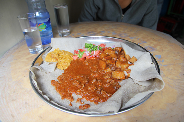 grand restaurant addis ababa Irresistible Ethiopian Food at Grand Restaurant in Addis Ababa