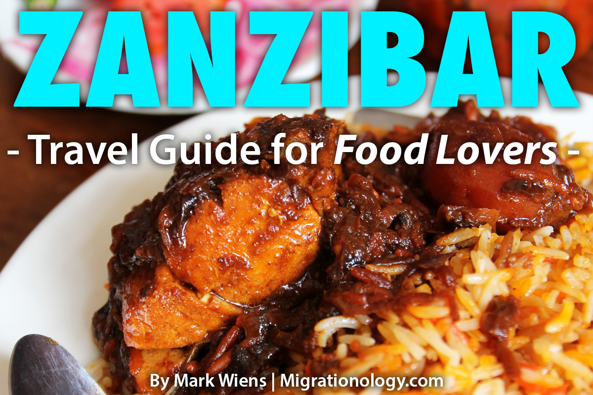 zanzibar travel guide food The Ultimate Zanzibar Travel Guide for Food Lovers